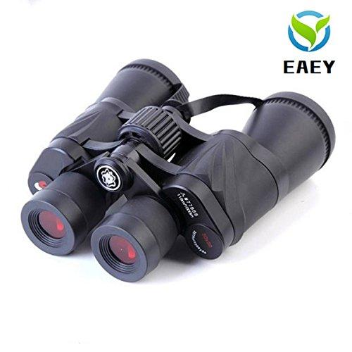 EAEY 7X50 HD Fernglas Für Erwachsene Kompakt, Für Vogelbeobachtung, Sternbeobachtung, Camping, Konzerte, Für Jagd, Outdoor-Safaris
