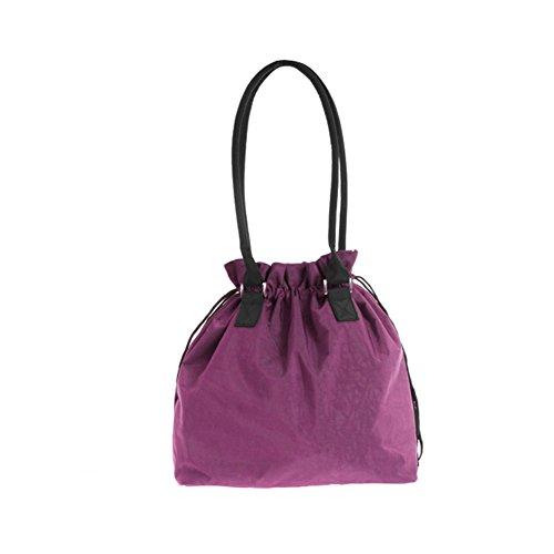 Ms fascio con coulisse borsa/Oxford portatile borsa a tracolla-C C