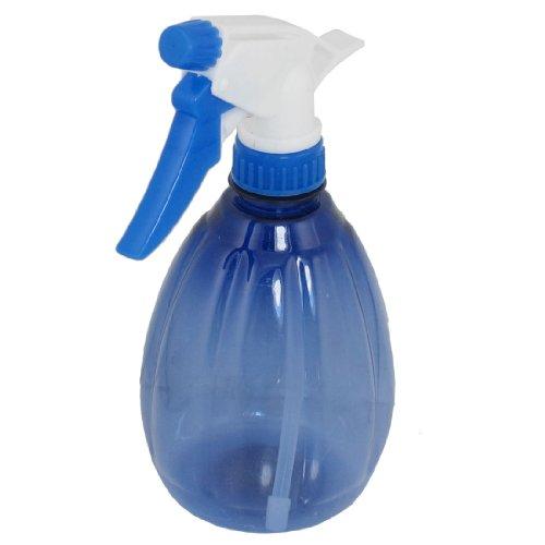 sourcingmap® 540ml Bleu Plastique Blanc Tigre Pulvérisateur Brumisation Spray Bouteille