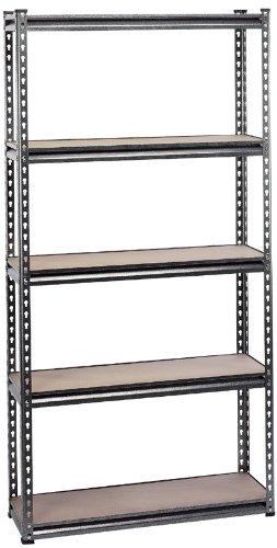 Draper 21659 Étagère 5 niveaux en acier 920 x 305 x 1 520 mm