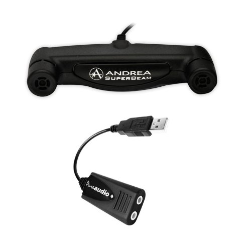 Andrea Electronics Corporation USB SA with Free Array 2SA