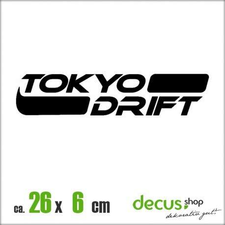 Tokyo Drift XL 1150 // Sticker OEM JDM Style Aufkleber (Mint) (Drift-autos Tokyo)