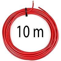 KFZ Universalkabel Rot 5 Meter FLRY Typ B 4mm/² 1,89 /€ pro Meter Set Schwarz
