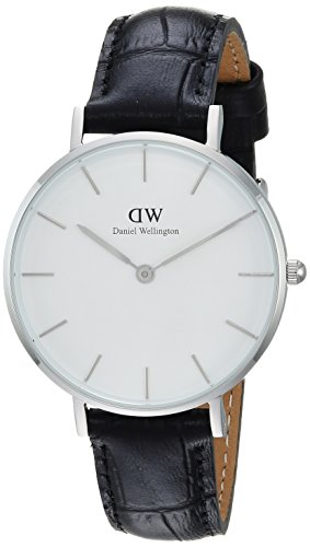 Daniel Wellington Women's Analogue Quartz Watch with Leather Strap DW00100185