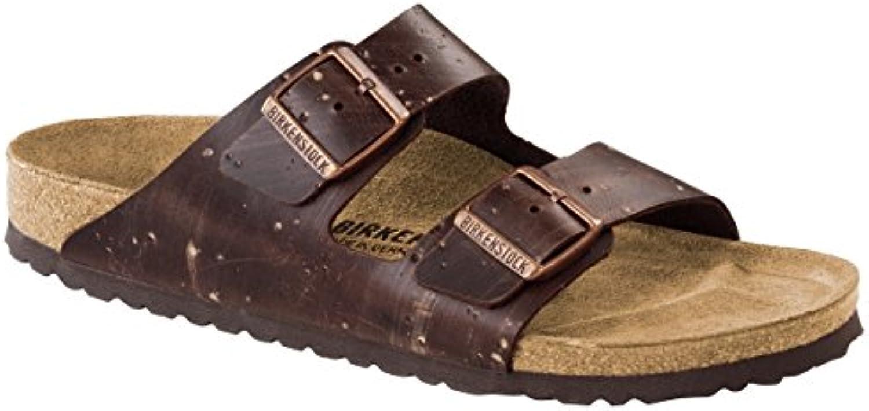 BIRKENSTOCK Herren Arizona Leder Schmal Sandale