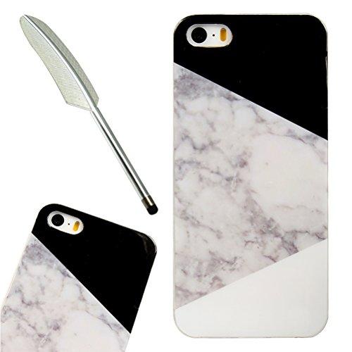 iphone-se-caseiphone-5s-gel-case-vioela-trendy-cool-geometric-marble-blocks-pattern-design-glossy-so