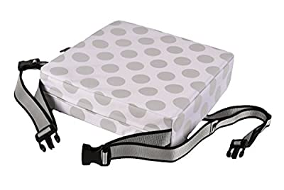 Baby Polar Gear Booster Cushion Grey Spot - inexpensive UK light shop.
