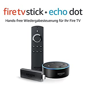 amazon fire tv stick & amazon echo dot