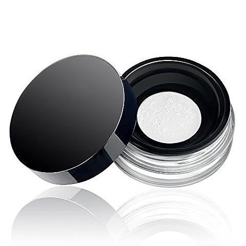 DE'LANCI Anti-sweat Breathable Transparent Loose Face Powder