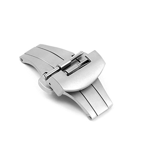 strapsco-matte-stainless-steel-deployment-clasp-for-panerai-watch-band-strap-buckle-22mm