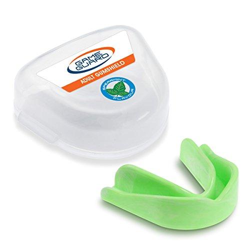 te Mundschutz/Zähne Guard/,-Spearmint-Erwachsene, Mundschutz, CE-zugelassen, ideal für Schule Sport Für Erwachsene ()