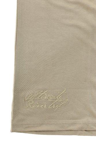 Exklusives T-Shirt aus dem Hause Kitaro Beige