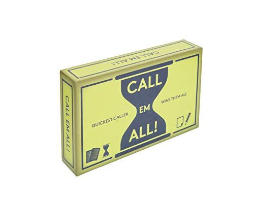 Cartamundi 130008745 Call Em - Juego de Cartas