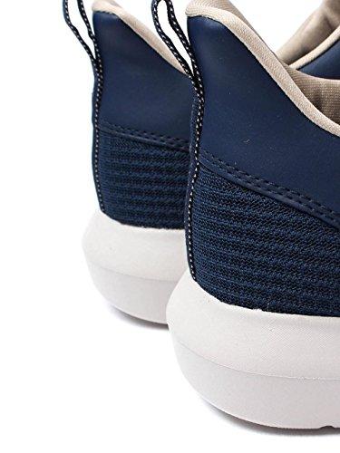 Skechers Mens Scarpe Da Running Foreflex Blu Navy