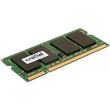 Crucial - Memoria RAM de 4 GB (DDR2, 800 MHz)