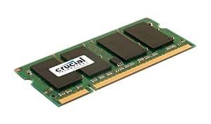Crucial CL6 Mémoire RAM DDR2 4 Go PC2-6400 800 MHz
