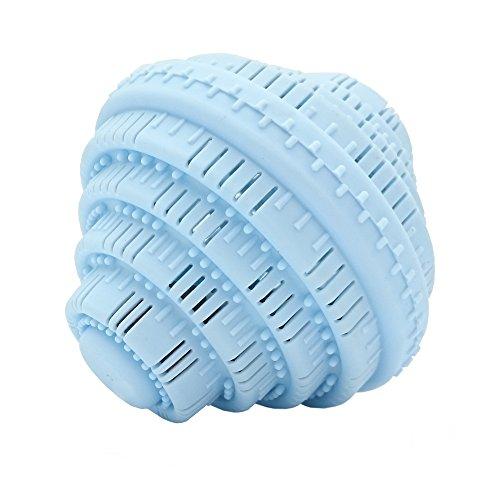 Legenden™ Biologischer Waschball für Waschmaschine - Bis zu 1500 Wäschen (Keramik-trommel)