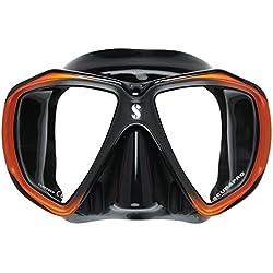 Scubapro Spectra Masque de plongée Noir Noir/orange