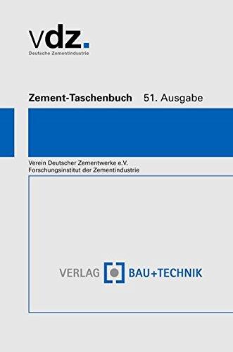 zementtaschenbuch