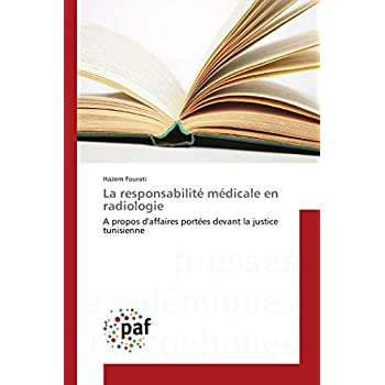 La responsabilité médicale en radiologie