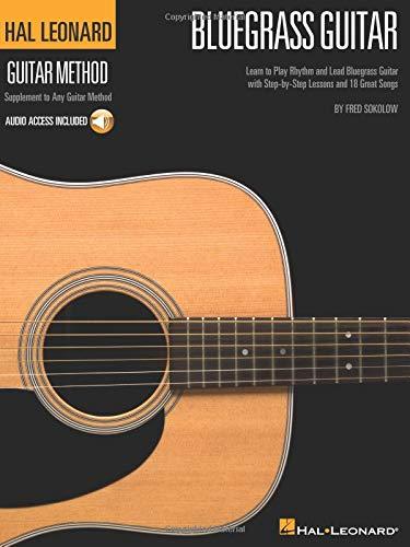 Hal Leonard Guitar Method: Bluegrass Guitar: Noten, CD für Gitarre (Hal Leonard Guitar Method (Songbooks))