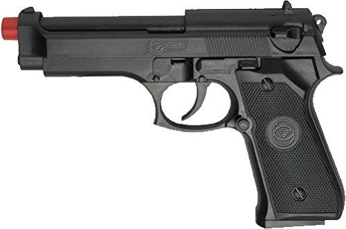 Villa Giocattoli -2610 Pistola Air Soft Parabellum, Calibro 6 mm