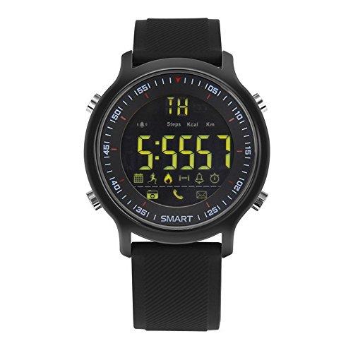 Reloj Elegante Resistente Agua Calorías Quemadas