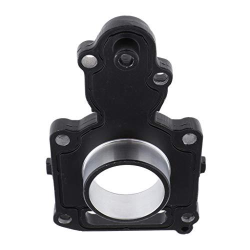 perfk Außenborder Wasserpumpe Sockel Unterer Gehäuse fit für 2-Hub 30 PS Motor