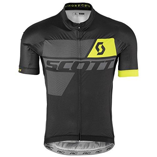 scott-rc-premium-maillot-de-velo-court-blanc-gris-2017-xl-black-sulphur-yellow