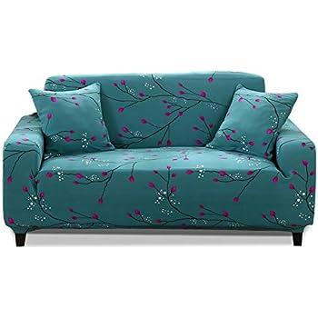 1-3 Sitzer Spandex Stuhl Sofabezug Stretch Couch Möbel Protector Schonbezug c