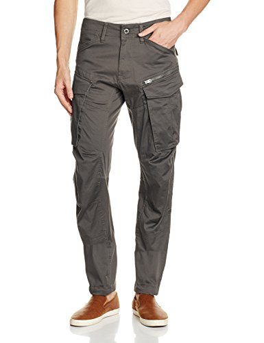 G-STAR RAW Herren Rovic Zip 3D Tapered Pant -