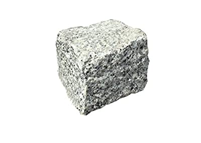 100 Stück Granitpflaster 8/11 von Terra Forma - Du und dein Garten