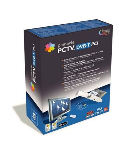 Pinnacle Systems PCTV DVB-T PCI 250i TV-Karte