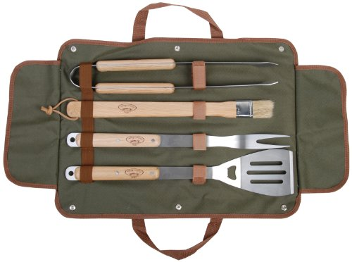 Esschert Gt37 50 x 26 x 5cm BBQ Tools Wood/Metal - Multi-color