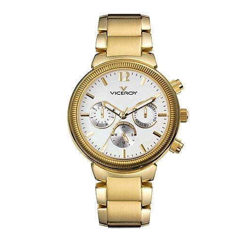 Orologi Viceroy Femme 47642-99 Donna Bianco
