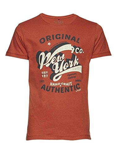 Blend Herren T-Shirt Rot