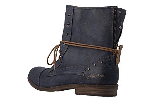 1157 Mustang Femminili Boots Blu Classici fOZ8nOP