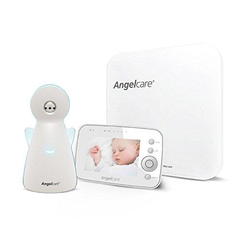 Angelcare AC1300Babymonitor weiß (Angelcare Video-babyphone)