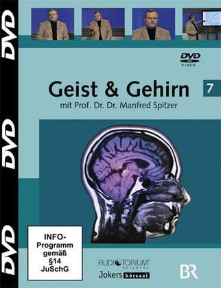 Manfred Spitzer - Geist und Gehirn 7 – 1 DVD – 1175D