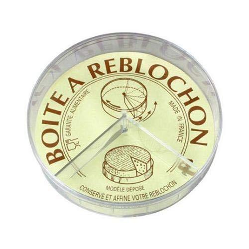 Les Colis Noirs LCN - Boite a Reblochon 18cm PVC - Conservation Fromage - 674