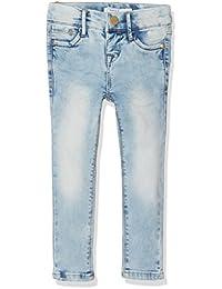 Name It Nittime Xxslim/Xxslim Dnm Pant Nmt Noos, Jeans Fille