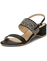 Get Glamr Women's Sandals (GET(GET-5993)-3 UK