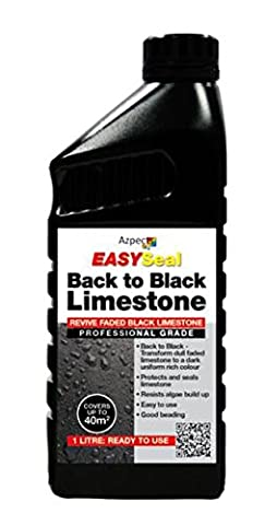 Limestone Sealer Colour Enhancer EASYSeal Back to Black