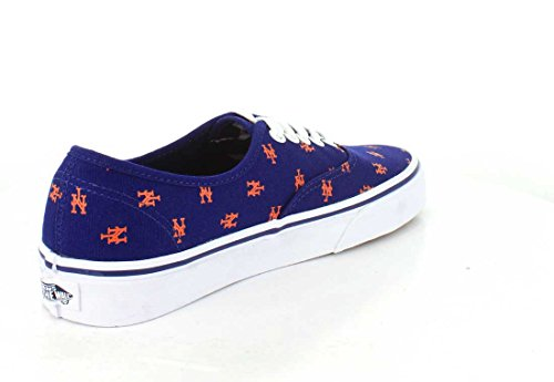 Vans U Classic Slip-on, Baskets mode mixte adulte New York Mets/blau