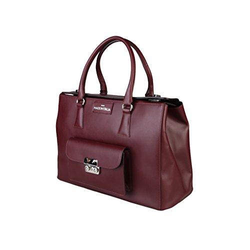 Made In Italia Bags, Borsetta da polso donna Bordeaux