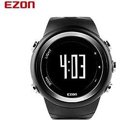 LISABOBO @ EZON T023 deporte funcionamiento del monitor de calorías podómetro reloj reloj digital de los deportes corrientes al aire libre