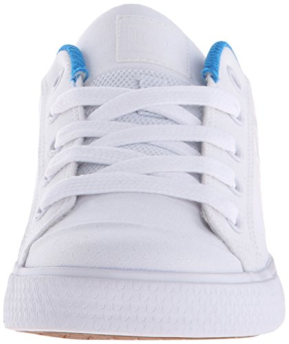 DC CHELSEA TX J DDH 303226 Damen Sneaker White/Red/Blue