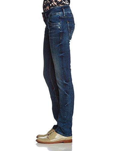 LTB Jeans Damen Slim Jeans Jonquil Blau (Blue Lapis Wash 3923)
