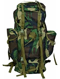 Mil-Tec - Mochila militar de camuflaje