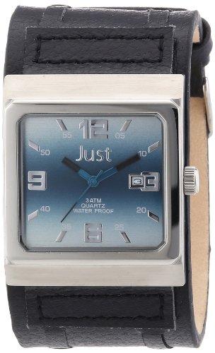 Just Herren-Armbanduhr Quartz 48-S9237LBL